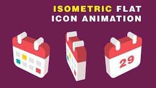 Make Simple Icon Flat Design Animation - BerkshireRegion