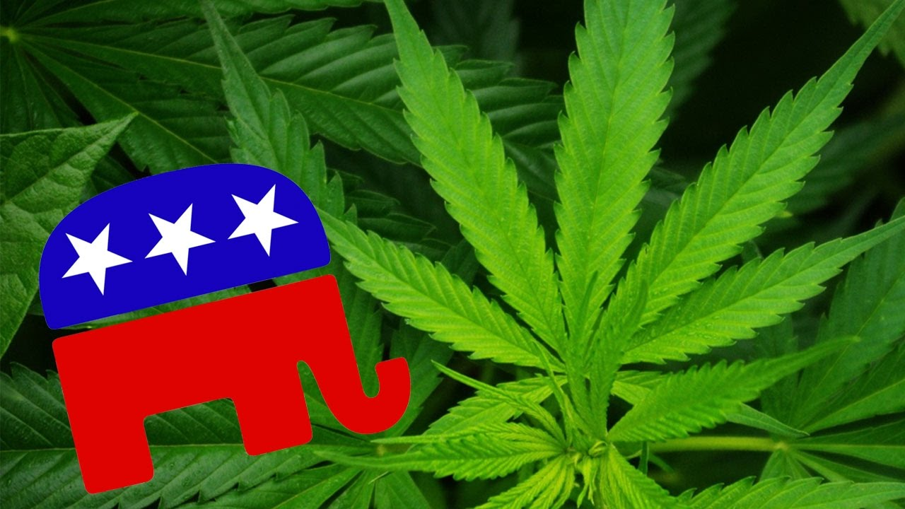 Republicans Flipping On Legal Weed?