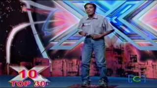 2/2 Top 30 Audiciones Chistosas Factor XD 2009