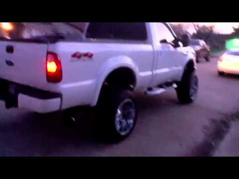 Single cab short bed f250 - YouTube