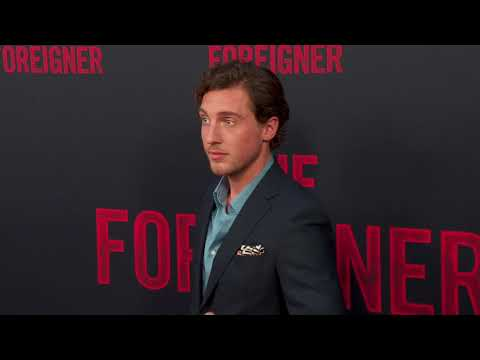 The Foreigner Los Angeles Premiere B-Roll || SocialNews.XYZ
