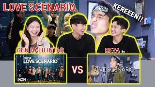 Download lagu [KOREA REAKSI] iKON - '사랑을 했다 'Love Scenario' (Gen Halilintar & Reza Darmawangsa) | Korean Reaction