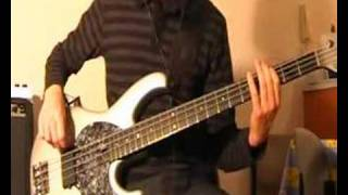 Apache Rose Peacock - Red Hot Chili Peppers [Bass Lesson]