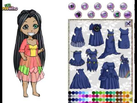 Ancient Greek Princess Dress Up Game