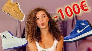 10 SNEAKERS STYLEES A MOINS DE 100 EUROS !