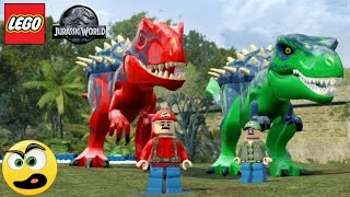 LEGO Jurassic World Mario e Luigi