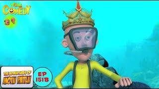 King Patlu - Motu Patlu in Hindi - 3D Animated cartoon series for kids - As on Nick