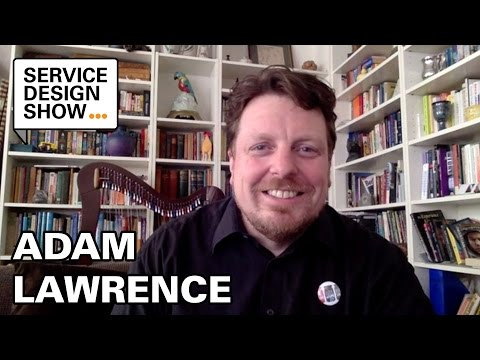 Getting your boss to prototype customer experience (and have fun) / Adam Lawrence / Episode #7