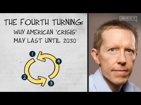 Neil howe dating the fourth turning forums