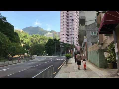 Centennial Campus to Jockey Club Student Village III - University of Hong Kong
