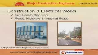 Industrial Factory Shed & Structure Developer By Ahuja Constructions Engineers, Faridabad