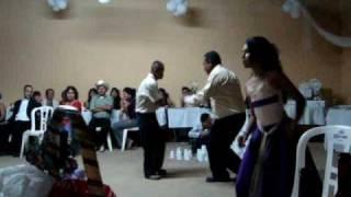 Baile Del primo de un amigo en  El salado