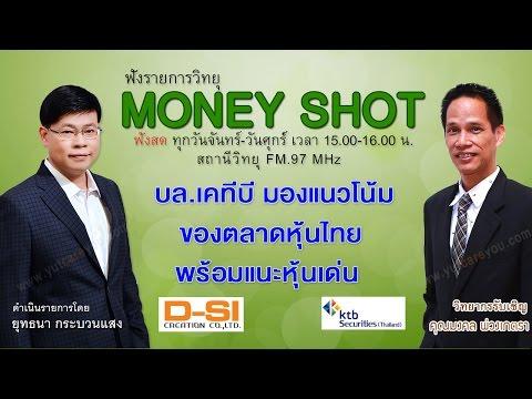 บล.เคทีบี มองแนวโน้มของตลาดหุ้นไทย พร้อมแนะหุ้นเด่น (20/09/59-1)
