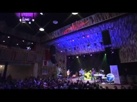 ABC7 Chicago Windy City Live's 2013 NYE Countdown w/ Nick Lynch