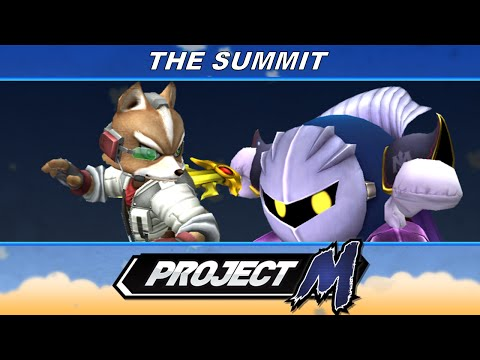 Summit - Coffeeblack (Fox) vs Holy (Meta Knight) - Project M