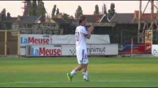 Les buts RFC Liege Anderlecht