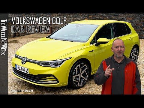 Car Review: 2020 Volkswagen Golf Generation 8 Test Drive