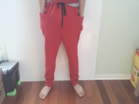 HDE Jogger Sweatpants Review
