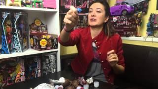 [#6 Шоколадные Яйца] Monster High Распаковываем шоколадные яйца с сюрпризами!