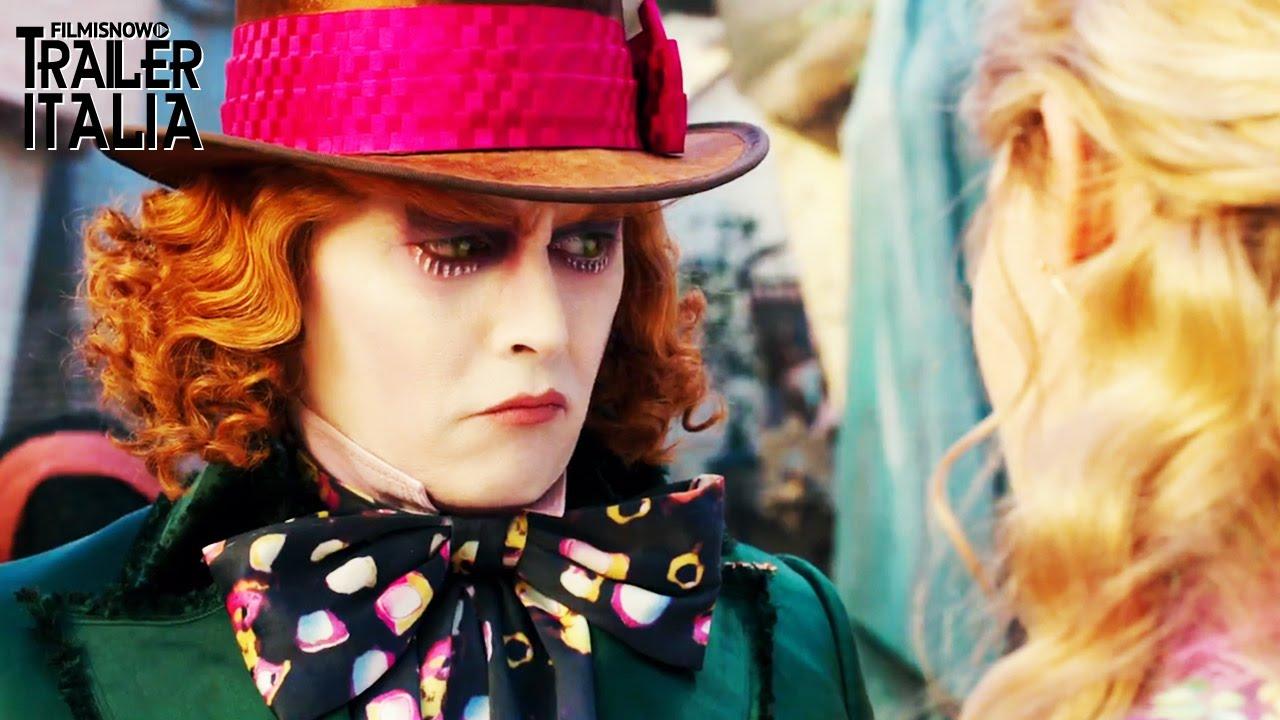 Alice attraverso lo specchio con johnny depp nuove clip - Cast alice attraverso lo specchio ...