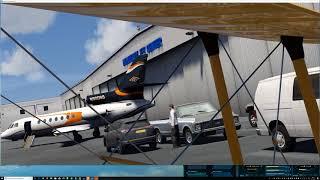 Oculus VR Aerofly fs2   ORBX Monterey Regional Airport 25