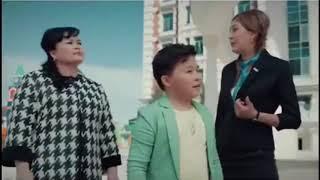 """Троллинг 1 канала в рекламе от участника шоу """" Голос-дети"""""""