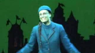 WICKED The Musical - The Wizard and I