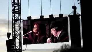 Leonard Cohen Boogie Street live@Westerpark Amsterdam 120708