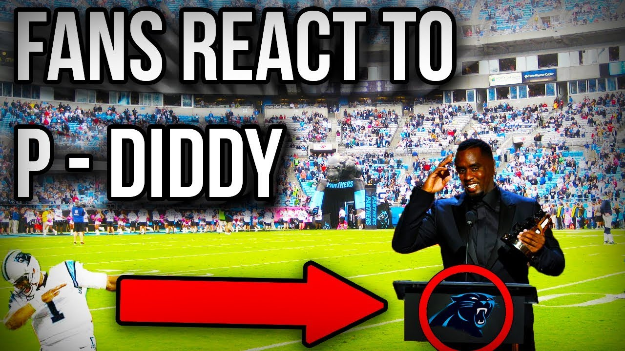 Panthers Fans React To Diddy! Must Watch Youtube