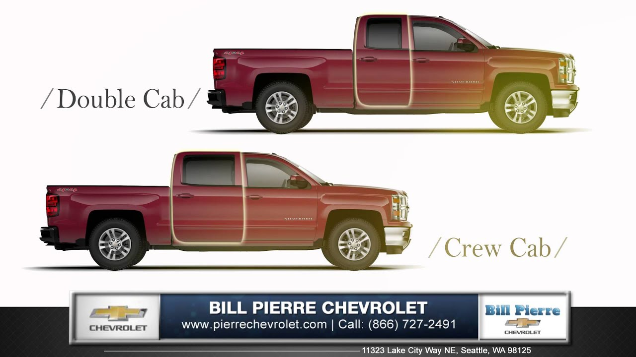 Bill Pierre Chevrolet >> 2015 Chevy Silverado 1500 Review Bill Pierre Chevrolet Serving