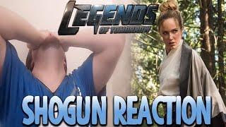 Legends of Tomorrow Season 2 Episode 3: Shogun Reaction