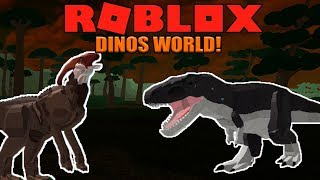 Dinos World - THE NEWEST DINO GAME ON ROBLOX, YAY OR NAY?