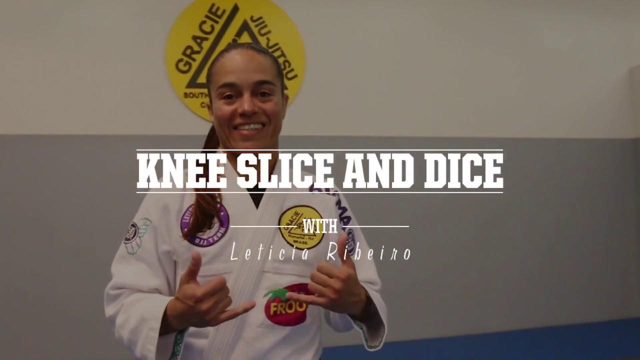 Leticia Knee Slice Smash Pass