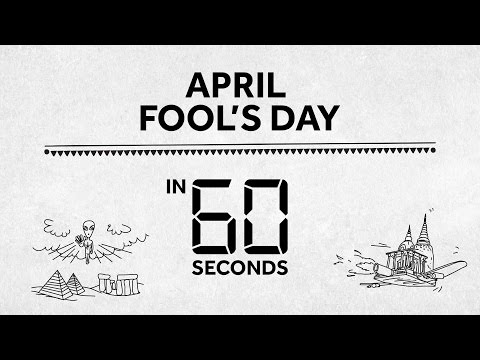 April Fool's Day in 60 seconds | Epified