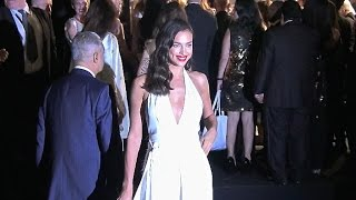 Irina Shayk, Toni Garrn, Adriana Lima, Allessandra Ambrosio and more models at Chopard Party