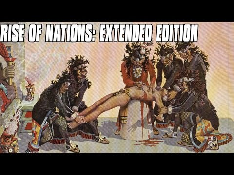 Rise of Nations: Extended Edition - Rise of the Aztecs