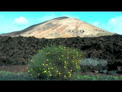 SPAIN most beautiful places of Lanzarote (hd-video)