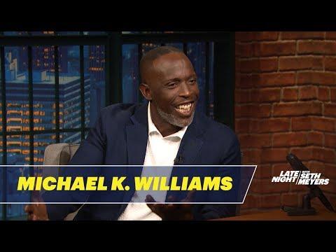 Michael K. Williams Talks About Hap and Leonard