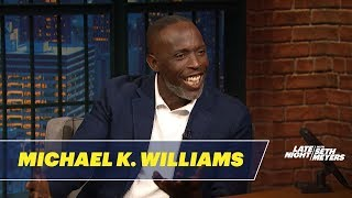 Michael K. Williams Talks About Hap and Leonard thumbnail