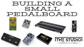 Mini Gigging Pedalboard Build