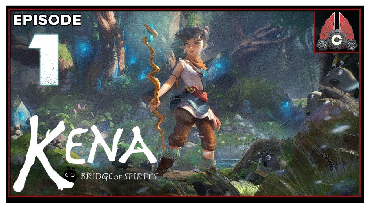 CohhCarnage Plays Kena: Bridge Of Spirits - Episode 1