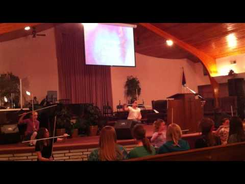 The Cross Before Me - Sunday School Presentation