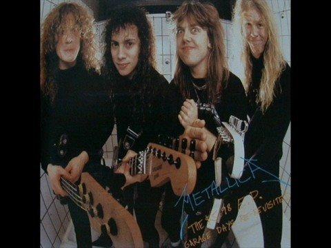 Metallica - Last Caress/Green Hell