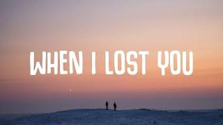 Download Dunisco & Robbie Rosen - When I Lost You (Lyrics)