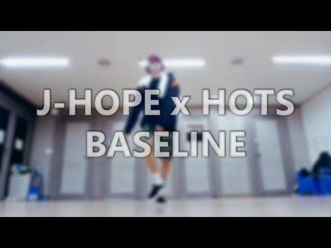 #BASELINECHALLENGE J-HOPE - BASELINE DANCE (Hope On The Street) [BTS    HIXTAPE: HOPE WORLD]