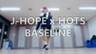 J-HOPE  - BASELINE DANCE/CHOREOGRAPHY (Hope on the street) [BTS || HIXTAPE: HOPE WORLD]