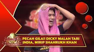 PECAH BANGET!! Stand Up Comedy Dicky Difie: Impersonate Kajol, Act Out Dicky Ga Ada Lawan - LKS