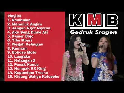Full Kmb Music Gedruk Sragen Terbaru 2019 Levy Berlia Putri Kristya Rembulan Memeluk Angin Album