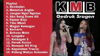 Full Kmb Gedruk Sragen Terbaru 2019 Levy Berlia Putri Kristya Rembulan Memeluk Angin Album MP3