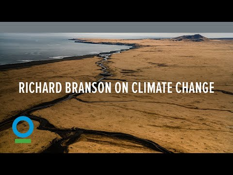 Richard Branson on Climate Change - Conservation International (CI)